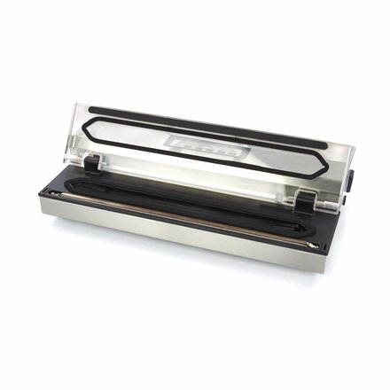 Maxima Vakuum-Verpackungsmaschine - 406 x 5 mm - Edelstahl - 650 Watt