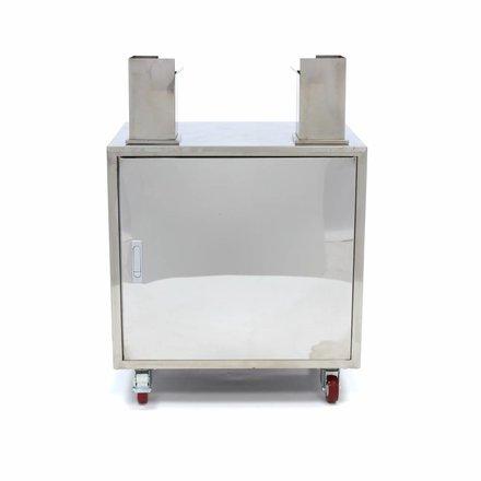 Maxima Automatischer Entsafter zur Selbstbedienung - 20 kg - 20 bis 25 Orangen/min - Glas bis 28 cm - 200 Watt