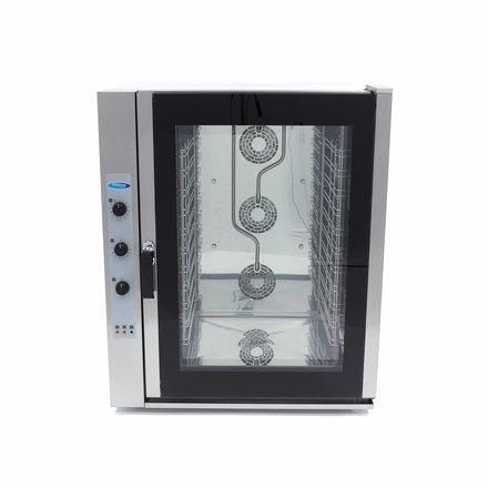 Maxima Kombidämpfer - 11 x 1/1 GN - 100 bis 275°C - 16000 Watt