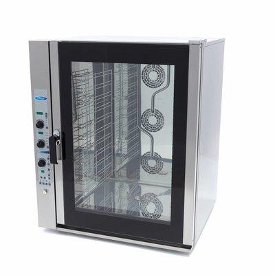 Maxima Digital Deluxe Combisteamer 11 x 1/1 GN