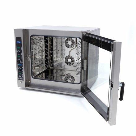 Maxima Kombidämpfer Digital - 7 x 1/1 GN - 50 bis 270°C - 10 Dampfstufen - 8400 Watt