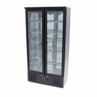 Maxima Deluxe Bar Kühlschrank / Flaschen Kühler BCU 2