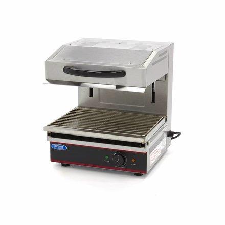 Maxima Salamander-Grill mit Lift - 440 x 320 mm - 2800 Watt