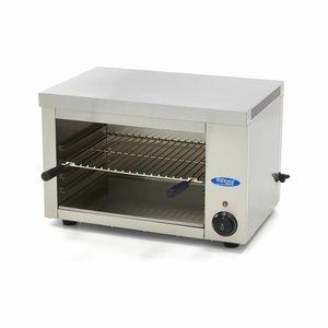 Maxima Deluxe Salamandra Grill - 417X335MM - 2.2 KW