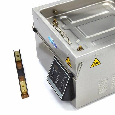 Maxima Vakuum-Verpackungsmaschine - 290 mm - Pumpe ohne Öl - 1100 Watt