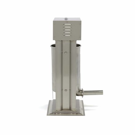 Maxima Automatic Sausage Filler 20L - Vertical - Stainless Steel - 4 Filling Tubes