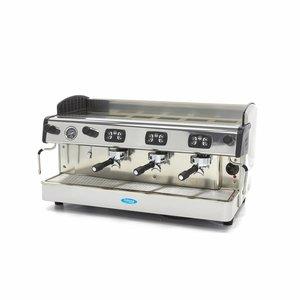 Maxima Espresso Coffee Machine Elegance Gruppo 3 Grande
