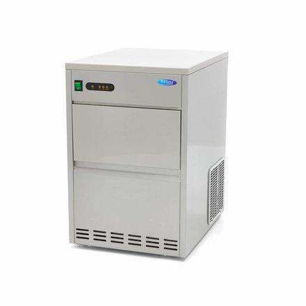 Maxima IJsblokjesmachine 45kg/24u - Holle ijsblokjes - Luchtgekoeld