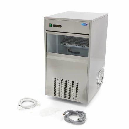 Maxima Gastro Eiswürfelmaschine - 80 kg/24h - 25 kg Speicher - 440 Watt