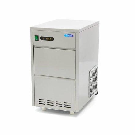 Maxima IJsblokjesmachine 24kg/24u - Holle ijsblokjes - Luchtgekoeld