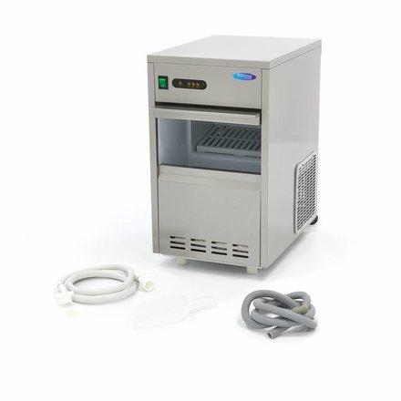 Maxima Gastro Eiswürfelmaschine - 24 kg/24h - 5 kg Speicher - 200 Watt