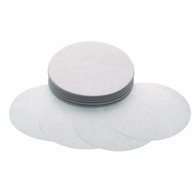 Maxima Hamburger Sheets 100 mm - White Paper - 500 Pieces