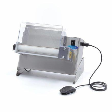 Maxima Fondant Ausrollmaschine - Elektrisch - 30 cm - 250 Watt