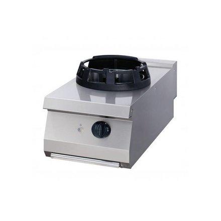 Maxima Gastro Wok Gasbrenner Einzel - Gas - 800 x 700 mm tief - 14000 Watt - Heavy Duty