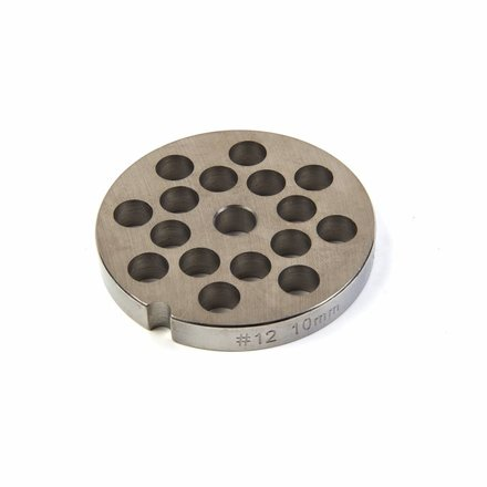 Maxima Meat Mincer #12 - Grinding Plate 10 mm