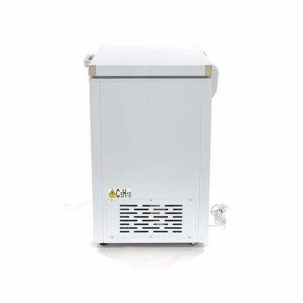 Maxima Digital Deluxe Gefriertruhe / Tiefkühltruhe 140L