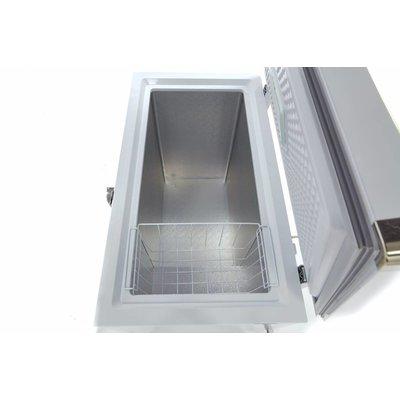 Maxima Digital Deluxe Gefriertruhe / Tiefkühltruhe 192L
