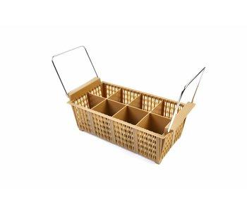 Maxima Rectangular Cutlery Basket