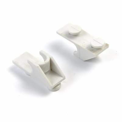 Maxima Shelf Showcase Incl. 2 Clips White for 58L / 78L / 98L