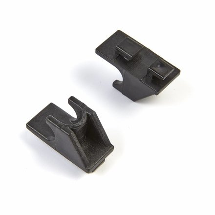 Maxima Shelf Showcase Incl. 2 Clips Black for 58L / 78L / 98L