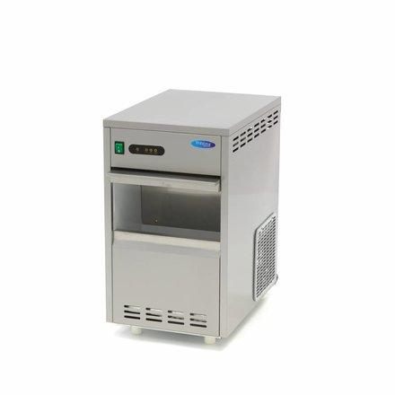 Maxima Gastro Ice Crusher - 30 kg/24h - 7 kg Speicher - Luftgekühlt - 215 Watt