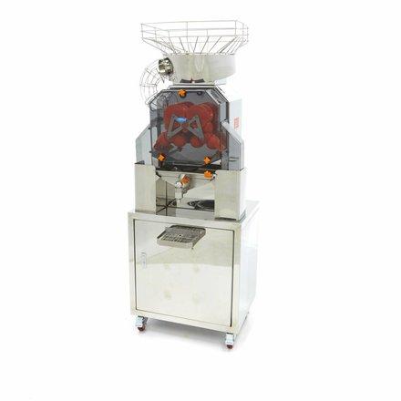 Maxima Automatischer Entsafter zur Selbstbedienung - 40 kg - 40 bis 45 Orangen/min - Glas bis 35 cm - mit Filter - 120 Watt