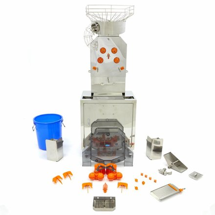 Maxima Orange Juicer - Automatic with Tap - High Volume