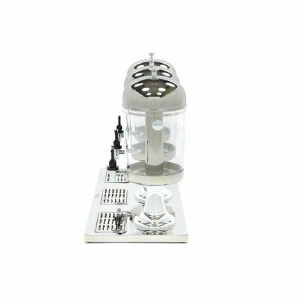 Maxima Gastro Getränkespender - 3 x 8 l - Glas bis 15 cm