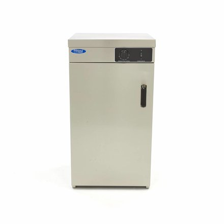 Maxima Wärmeschrank Tellerwärmer - Teller bis Ø 32 cm - bis zu 60 Teller - 750 Watt