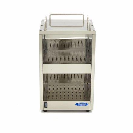 Maxima Gastro Tassenwärmer - bis zu 72 Tassen - 140 Watt