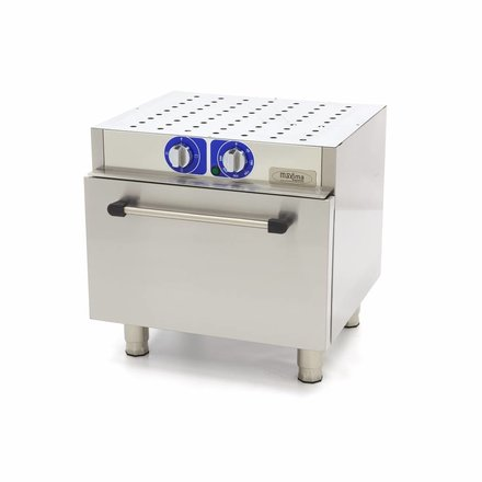 Maxima Commercial Klasse Gastro Ofen - Elektrisch - 1/1 GN - 600 x 600 mm tief - 3000 Watt