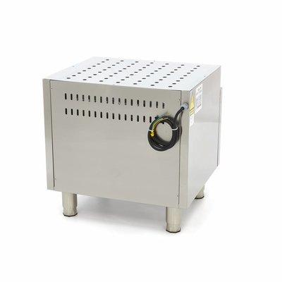 Maxima Commercial Grade Elektrischer Ofen 60 x 60 cm