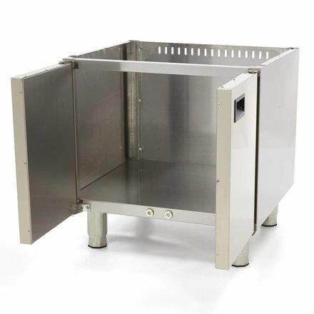 Maxima Commercial Klasse Gastro Schrank - 600 x 600 mm tief - mit 2 Türen