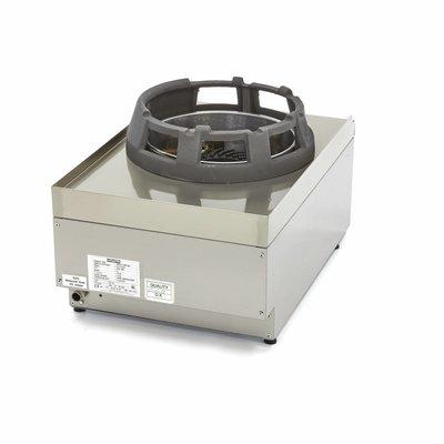 Maxima Commercial Grade Wok Brenner - Gas - 40 x 60 cm