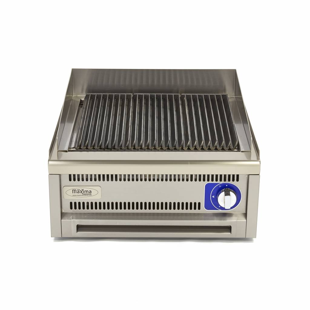 Uitgelezene Commercial Grade Chargrill - Dubbel - Gas - Maxima Kitchen Equipment CS-89