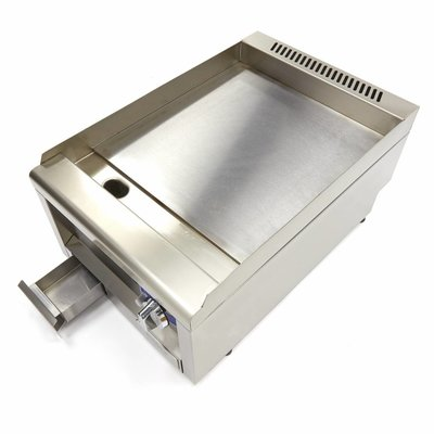 Maxima Commercial Grade Griddle Smooth - Gas - 40 x 60 cm