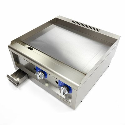 Maxima Commercial Grade Griddle Smooth - Gas - 60 x 60 cm
