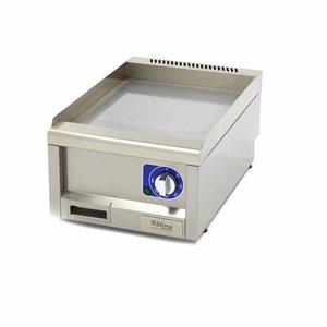 Maxima Commercial Grade Grillplatte Glatt - Elektrisch - 40 x 60 cm