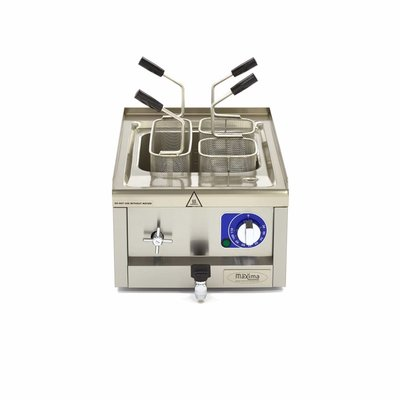 Maxima Commercial Grade Hob - Electric - 40 x 60 cm