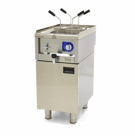 Maxima Nudelkocher - 1 x 15 l - Elektrisch - 400 x 600 mm tief - 3 Körbe - 3400 Watt