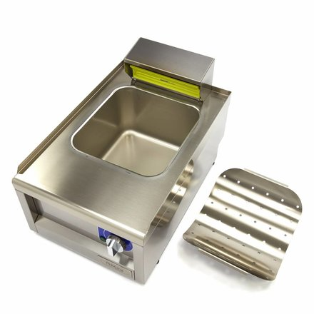 Maxima Commercial Grade - Fries Warmer - Electric - 40 x 60 cm
