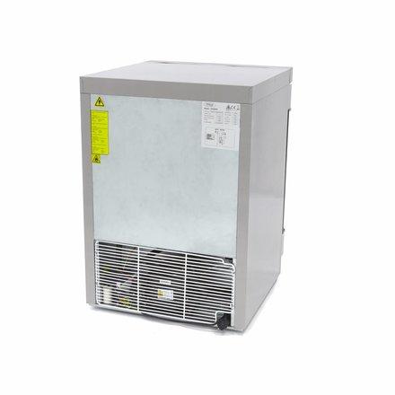 Maxima Horeca Koelkast - 200 liter - RVS