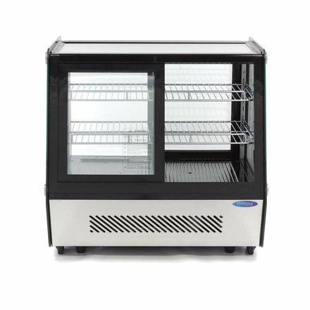 Maxima Luxury Refrigerated Showcase / Pastry showcase 125L