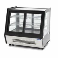 Maxima Lujo Vitrina refrigerada / Pastelería escaparate 125L