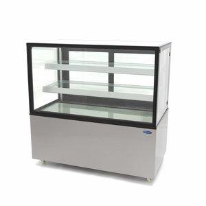 Maxima Vitrine Réfrigérée / Vitrine Pâtisserie 400L