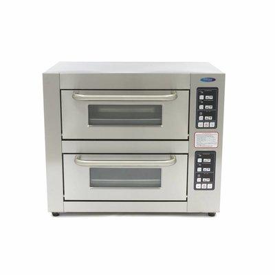 Maxima Pizza Oven / Brood Oven Dubbel