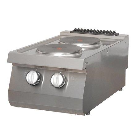 Maxima Heavy Duty Cooker - 2 Burners - Electric