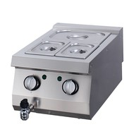 Maxima Heavy Duty Bain Marie  - Single - Electric