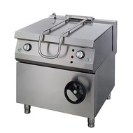 Maxima Heavy Duty Bratt Pan 50 Liter - Electric
