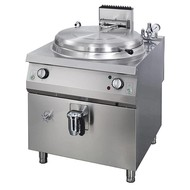 Maxima Heavy Duty Boiling Pan 60L - Gas - Direct